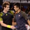 Murray besegíthet Federernek Djokovics legyőzésével