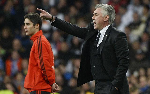 Ancelotti és a Real Madrid helyzete jókorát változott egy hét alatt - fotó: AFP