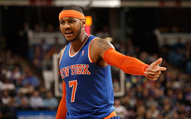 Mire lesz elég a Knicks hajrája? - Fotó: AFP