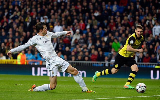 Bale indította a gólok sorát - Fotó: AFP
