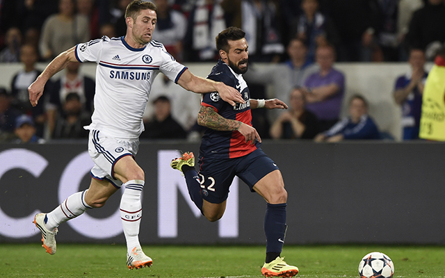 A PSG 3-1-re legyőzte a londoniakat - Fotó: AFP