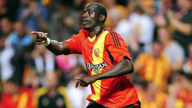 A korábbi debreceni kedvenc, Adamo Coulibaly három bajnoki gólnál jár Lensban
