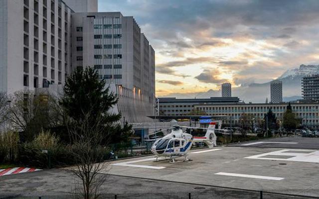 A Schumachert ápoló kórház ma a világ egyik legjobban őrzött egészségügyi intézménye