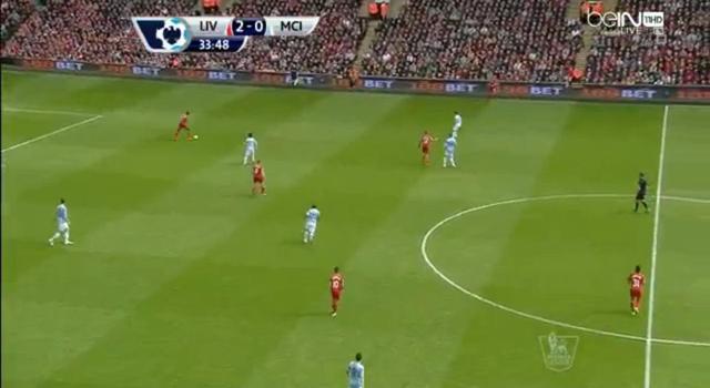 A második gól után elkönnyelműsködte a meccset a Liverpool - persze a City letámadásai is kellettek a hibáikhoz