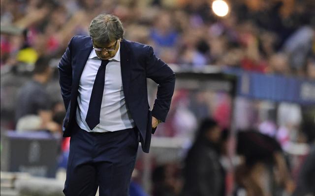 Gerardo Martino napjai meg vannak számlálva a Barcelona vezetőedzőjeként - Fotó: AFP