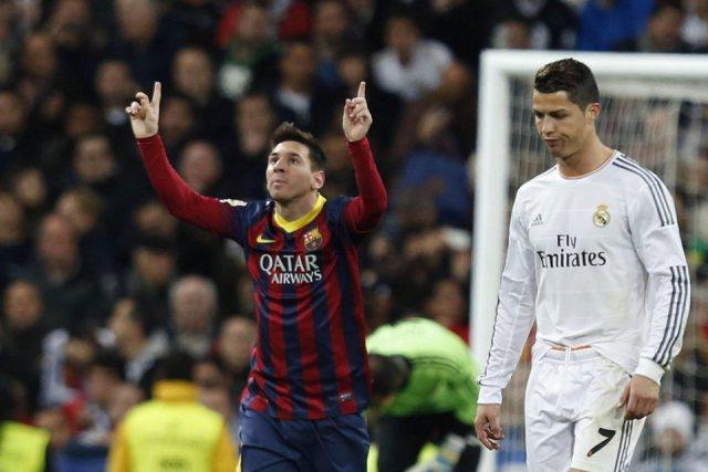 Legutóbb Messi örülhetett, Ronaldo most az sem biztos, hogy pályára lép / AFP