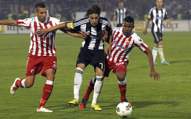 Vajon a Crvena Zvezda vagy a Partizan fut be az első helyen?
