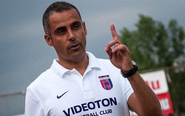 Megtörtént a fordulat, nyert a Videoton, Gomes pedig átértékelt...Fotó: vidi.hu