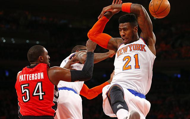Pattersonék okozhatnak némi fejfájást a Brooklynnak - Fotó: AFP