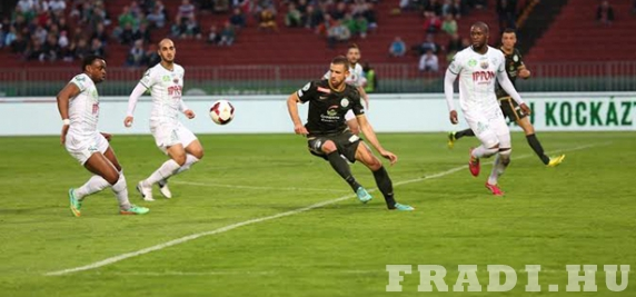Busai gólja három pontot ért a Fradinak /fradi.hu