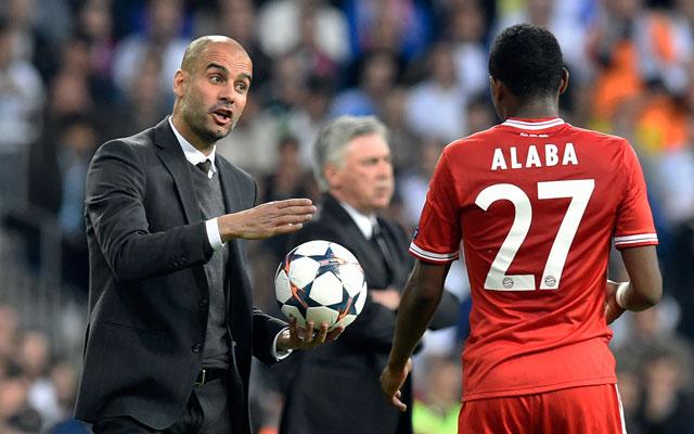 Guardiola taktikája akadozik - Fotó: AFP