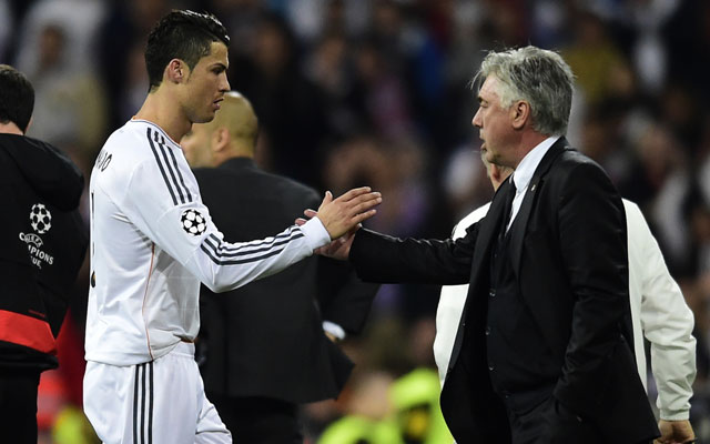 Senki nem csillogott, Ronaldo sem - Fotó: AFP