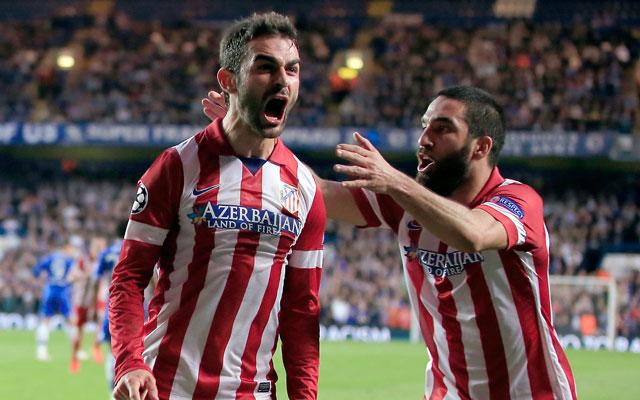 Döntős az Atlético - Fotó: AFP
