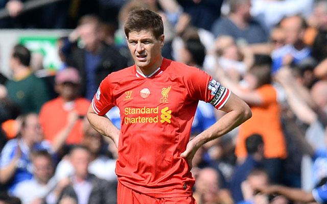 Gerrardék botlását nem csak a City, a fogadók is kihasználhatták - Fotó: AFP