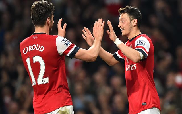 Az Arsenal a PSG-t fogadja a BL-ben.