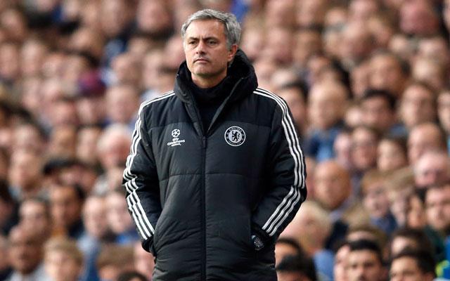 Mourinhónak csalódnia kellett - Fotó: AFP