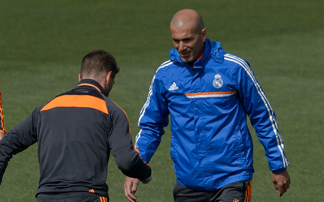 Zidane nyáron elhagyja a Real Madridot? - Fotó: AFP