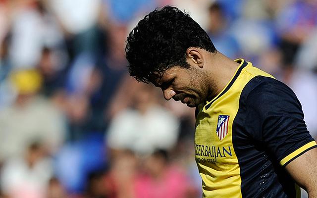 Érdekes tanulságokat vonhatunk le Diego Costa sérüléséből - Fotó: AFP