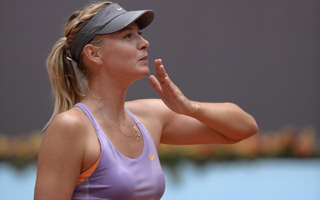 Kemény feladat vár a negyeddöntőben a tavalyi finalista Sarapovára. - Fotó: AFP