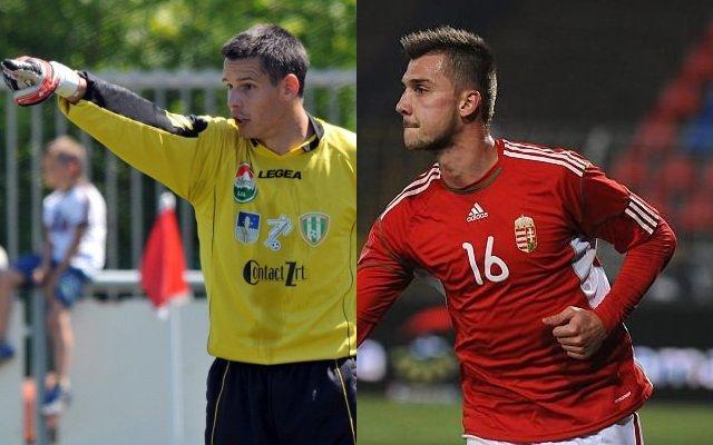 Rózsa Dániel kevés védéssel is a magyar válogatott legjobbja volt, a győztes gólt szerző Priskin Tamás pedig a legügyesebbje...