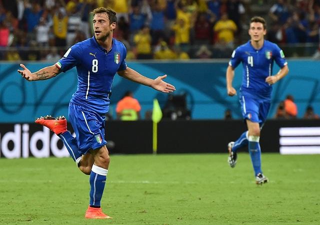 Marchisio remek góllal kezdte a vb-t /AFP