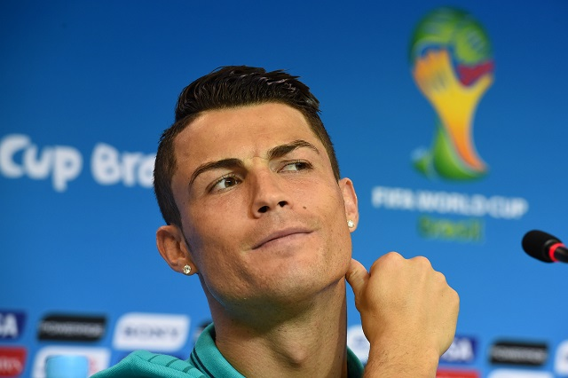 Ronaldo lába rendbe jött, de így sem tudja hátán cipelni csapatát / AFP