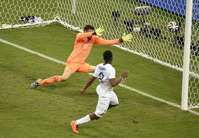 Tökéletes befejezés Sturridgetól / AFP