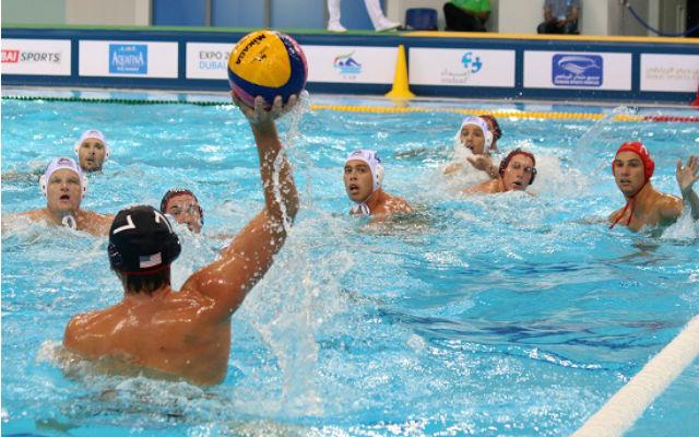 A kéksapkás amerikaiakra nehéz mérkőzés vár a negyeddöntőben.