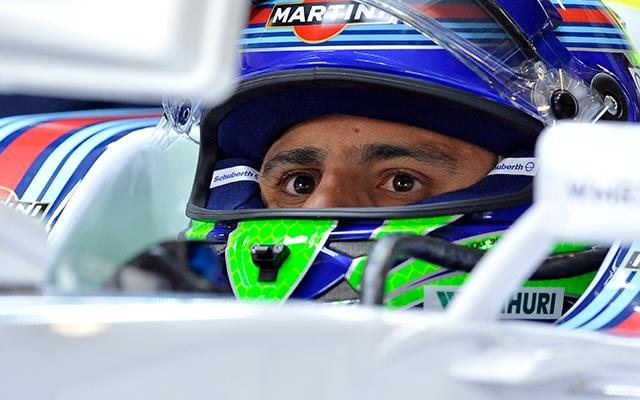 Meglepetésre Felipe Massa a pole pozícióban - Fotó: AFP