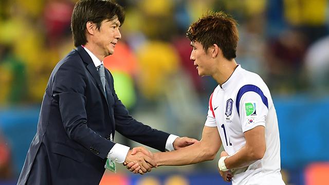 Algéria és Dél-Korea is nagy lehetőséget szalasztott el az első fordulóban - Fotó: AFP
