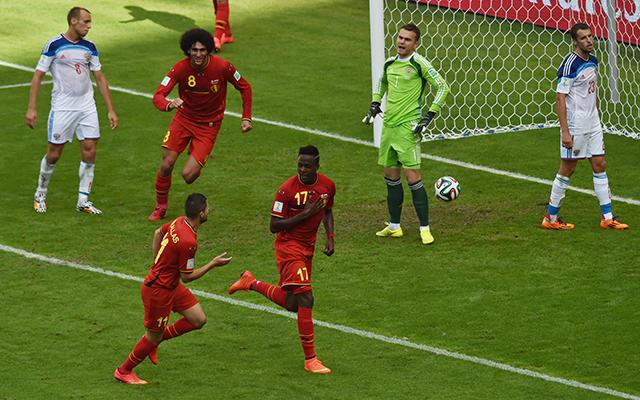 Belgiumnak a döntetlen is elég Dél-Korea ellen.