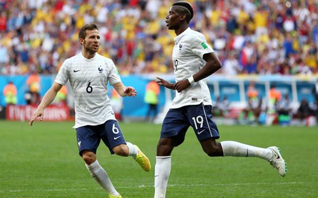 Pogba óriási pénzt hozhat a Juventusnak - fotó: AFP