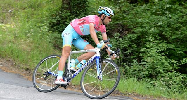 Vincenzo Nibali a világ egyik legjobbjának számít lejtmenetben.