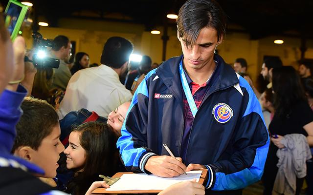 Ruiz karrierje felszálló ágba került - Fotó: AFP