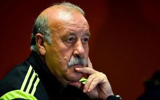 Del Bosque marad a spanyol kapitány