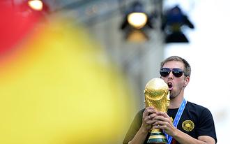 A csapatkapitány Philipp Lahm visszavonul a német válogatottól