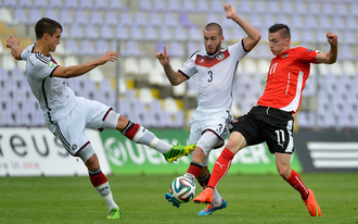 Német-portugál döntő lesz az utánpótlás Eb-n