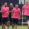 Rangadó vár a Realra és a Barcára