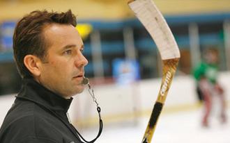 Rob Pallin az új vezetőedző a fehérvári hokicsapatnál