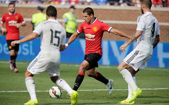 A United jobb volt a Realnál - Fotó: AFP