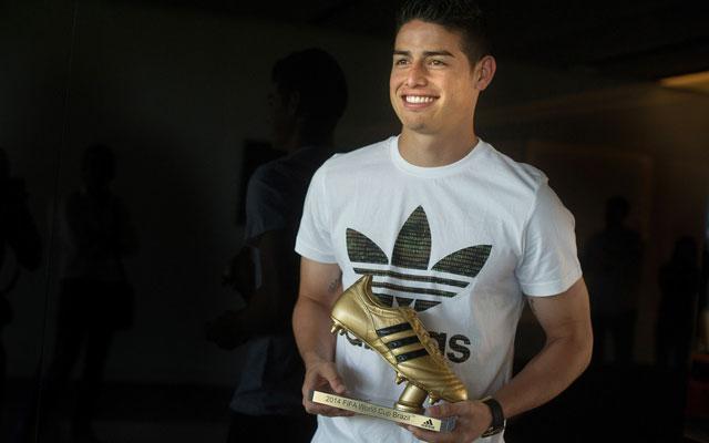 Megérkezett az Aranycipő Madridba