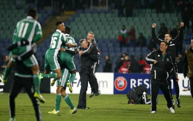 A Ludogorec a 2014-es esztendő egyik legnagyobb meglepetését szolgáltatta az Európa Ligában - Fotó: yahoo.com
