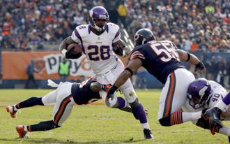 Újabb botrány az NFL-ben - gyermekét bántalmazta a liga legjobb futója