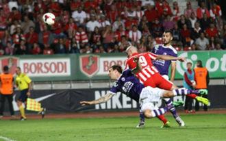 A 93. percben szerzett góllal nyert a Diósgyőr