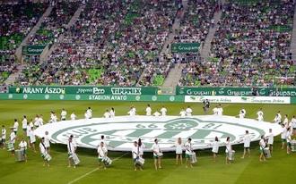 Győztes stadionavatásra készül a Ferencváros