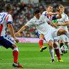 Döcögős meccs, Ronaldo-sérülés, döntetlen a Bernabéuban