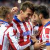 Mandzukic első gólja kupát ért az Atléticónak
