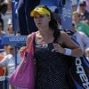 Radwanska kiesett, Sarapova szetthátrányból fordított