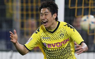 Kagawát visszavásárolta a Dortmund - hivatalos