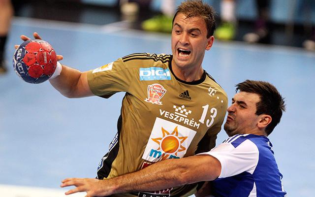 Simán nyert a Veszprém Szegeden.